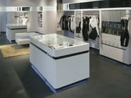 Solid Surface® Shop furnishing HANEX® | Shop furnishing - hanex®