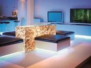 Melamine Shop furnishing FOSSIL - dekodur®