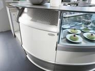 Aluminium Bar counter DEKOSTYLE - dekodur®