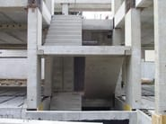 Concrete Open staircase Open staircase - APE