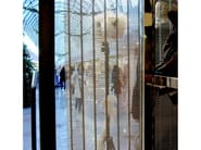 Metal mesh for building facades R&R - TESSITURA TELE METALLICHE ROSSI