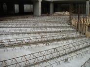Precast reinforced concrete structural component Lastra trapezoidale - APE