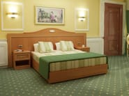 Double bed CLEAR | Hotel bed - MOBILSPAZIO Contract