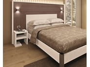 Double bed with high headboard FASHION | Hotel bed - Mobilspazio
