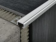 Aluminium Step nosing PROBRASTEP | Aluminium Step nosing - PROGRESS PROFILES