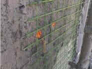 FRP reinforcing mesh for masonry FIBREBUILD | Masonry - FIBRE NET