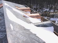 Self-adhesive membrane Grace Ice & Water Shield - Grace Construction Products - W.R. Grace Italiana