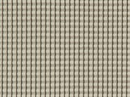 Fabric with graphic pattern CLICK FR - Aldeco, Interior Fabrics