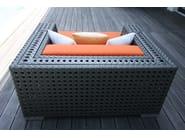 Double Sunbrella® garden bed SANTA MONICA   Garden bed - Sérénité Luxury Monaco