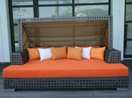 3 seater garden sofa SANTA MONICA | Garden sofa - Sérénité Luxury Monaco