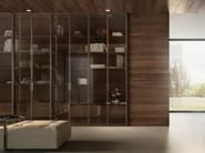 Glass cabinet door MIRIA GLASS | Glass cabinet door - GAROFOLI
