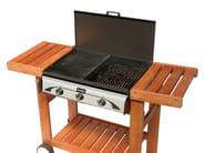 Gas barbecue MASTER 3 - Sunday