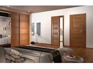 Oak safety door GAVISIO | Safety door - GAROFOLI