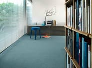 Solid-color carpeting FRISEA - Vorwerk & Co. Teppichwerke