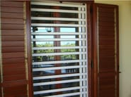 Steel roller shutter / security bar Security bar - Sicurlim