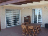 Steel roller shutter / security bar Security bar - Sicurlim