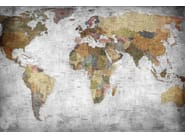 Motif panoramic wallpaper GLOBE - MyCollection.it
