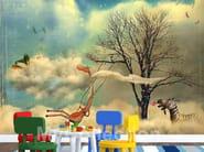 Landscape kids wallpaper MADAGASCAR - MyCollection.it