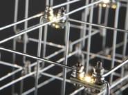 Nickel pendant lamp with dimmer ORION | Pendant lamp - Quasar