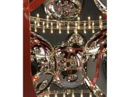 Halogen metal pendant lamp ROYAL BB | Pendant lamp - Quasar