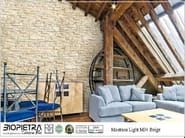 Artificial stone finish MONTANA LIGHT - BIOPIETRA®