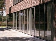 Steel window JANSEN ECONOMY e STANDARD - Jansen