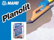 Self-levelling screed PLANOLIT - MAPEI