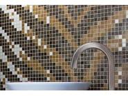 Glass mosaic WALLPAPER 2x2 - TREND Group