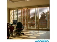 Steel sliding window JANSEN ALZA e SCORRI - Jansen