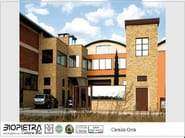 Artificial bio certified stone finish CARSICA - BIOPIETRA®