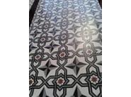 Indoor/outdoor cement wall/floor tiles ODYSSEAS 249 - TsourlakisTiles