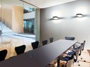 Indirect light halogen wall lamp SESTESSA ALOGENA ENERGY SAVER - Cini&Nils