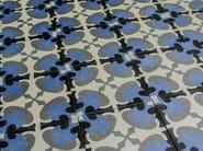Indoor/outdoor cement wall/floor tiles ODYSSEAS 281 - TsourlakisTiles