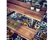 Indoor/outdoor cement wall/floor tiles ODYSSEAS 295 - TsourlakisTiles