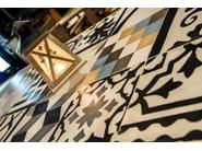 Indoor/outdoor cement wall/floor tiles ODYSSEAS 317 - TsourlakisTiles