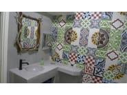 Indoor/outdoor cement wall/floor tiles ODYSSEAS 327 - TsourlakisTiles