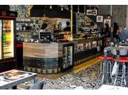 Indoor/outdoor cement wall/floor tiles ODYSSEAS 328 - TsourlakisTiles
