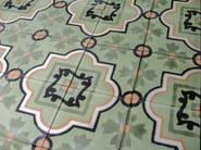 Indoor/outdoor cement wall/floor tiles ODYSSEAS 342 - TsourlakisTiles