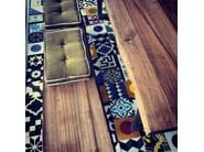 Indoor/outdoor cement wall/floor tiles ODYSSEAS 344 - TsourlakisTiles