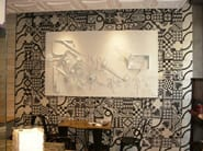 Indoor/outdoor cement wall/floor tiles ODYSSEAS 346 - TsourlakisTiles