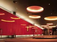 Ultra thin polystyrene wall tiles DECO LINE: FASHION RED - SIBU DESIGN