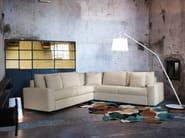Sectional convertible fabric sofa GLENN | Sectional sofa - Domingo Salotti