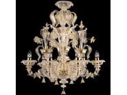 Handmade Murano glass chandelier CAESARS   Chandelier - MULTIFORME