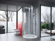 Multifunction steam shower cabin MYNIMA 80 - Jacuzzi Europe