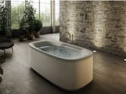 Freestanding whirlpool bathtub MUSE | Freestanding bathtub - Jacuzzi Europe