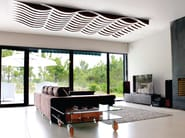 MDF decorative acoustical panels FLEXI WAVE 120.15 - Vicoustic by Exhibo