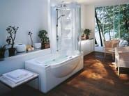 Whirlpool bathtub with shower AMEA TWIN PREMIUM - Jacuzzi Europe