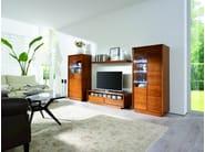 Wooden TV cabinet GRACE   TV cabinet - SELVA