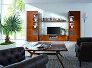 Wooden TV cabinet GRACE | TV cabinet - SELVA