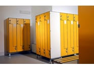L-door Locker L-door locker - GES Group
